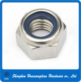 Stainless Steel Hex Nylon Insert Lock Nuts