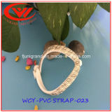 Fashion Best Price PVC Strap for Slipper Upper