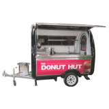 Multifunction Food Trucks Electric Food Cart