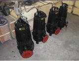 Centrifugal Submersible Lift Discharge Marine Water Sewage Pump Machine