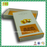 Base and Lid Style Paper Gift Box with Customized Logo