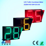 Hot Sale Two Digits LED Flashing Traffic Countdown Meter / Traffic Countdown Timer