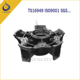 Iron Casting Five Spokes Wheel Hub with Ts16949