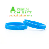 Custom Eco-Friendly Silicon Wristband for Sports and Competiton