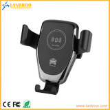 Gravity Induction Fast Wireless Mobile Phone Car Charger Mount China OEM Manufacturer