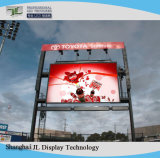 P6 Power Saving Outdoor HD Video Advertising Moving LED Sign From China