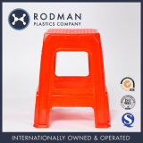 Wholesale Rodman outdoor Durable No. 8 PP Plastic Nestable Dining Chair for Restaurant
