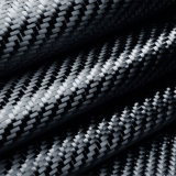 12K 480g-640g Bidirectional Twill Carbon Fiber Fabric with Competitive Price