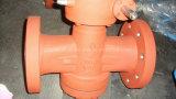 Inverted Pressure Balanced Lubricated Plug Valve (GAX47F)