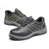 Deltaplus Genuine Leather Cheap Safety Shoes