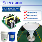 V0 Grade Seal Compound Electricity Insulation Silicon Glue Sealing High and Low Voltage Switch Cabinets