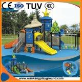 Luxury Space Theme Amusement Children Playground Equipment (WK-A181214)
