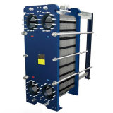 Economizer Compressor Palm Oil Freon Titanium Pool Plate Heat Exchanger Price Calculator for Water to Air with 2kw