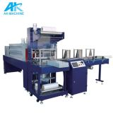 Automatic Mineral Water Juice Carbonated Drink Beverage PE Film Shrink Shrinking Wrapping Wrap Packing Packaging Tunnel Machine