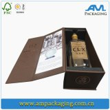 Rigid Magnet Closure Packaging Custom Logo Printing Wine Glass Charm Box