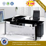 Competitive Price Office Furniture Stylish Tablemelamine Executive Desk (NS-GD040)
