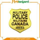 Customized Wholesale Metal Police Badge