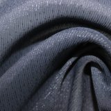 Soft Bling Bling Polyester Pleated Fabric for Sale