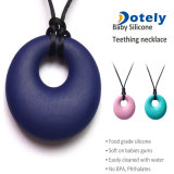 Silicone Fashion Pendant Necklace for Mothers