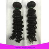 Wholesale Price Unprocessed Indian Deep Wave Virgin Human Hair