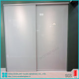 Competition Price Back Painted Float Glass for Wardrobe Sliding Door