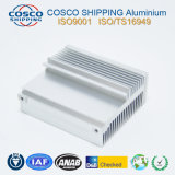Aluminium/Aluminum Machined Heatsink (with ISO9001: 2008 Certificated & anodic oxidation & RoHS)