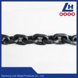 G80 Black Oxidised/Painted/Plastic Powder Coated Lifting Chain
