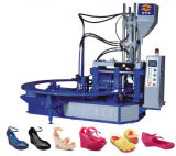 Vertical Jelly Shoes Injection Moulding Machine