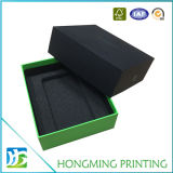 Wholesale Luxury Black and Green Gift Boxes