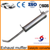 2017 Stainless Steel Car Exhaust Muffler From Chinese Factory with Best Quality.