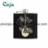 Kitchen Stainless Steel Bouzouki Flasks for Wine & Liquor-Xjt2