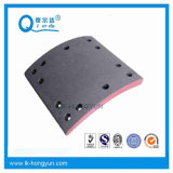 Non-Asbestos Auto Spare Parts 4515 Brake Lining for Rockwell
