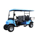 China Manufacturer Supply 2 4 6 8 Seater Battery Powered Shuttle Tourist Hotel Utility Electric Golf Car with CE Certification