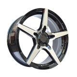 J5119 Replica Alloy Wheel Rim Auto Aftermarket Car Wheel for Car Tire