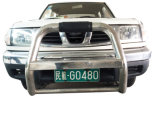 Pickup D22, Grille Guard for Nissan