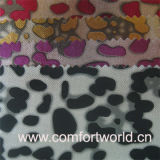 Waterproolf Metallic PVC Artificial Leather Fabric Material for Bags Upholstery / Car Seat