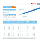 High Temperature High Voltage 24 AWG PFA Electric Wire