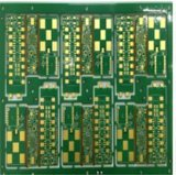 8 Layers Mulitilayer (Printed Circuit board) PCB with Blind and Burried Hole