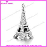 Wholesale Effiel Tower Charms for DIY Making Bracelet and Necklace