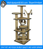 Cheap Simple Printing Sisal Cat Tree Pet Product