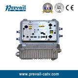 CATV RF Two Port Outdoor Bidirectional Amplifier