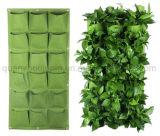 OEM Felt Wall Vertical Greening Planting Flowerpot Pocket Planter