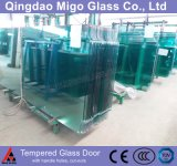 6mm 8mm 10mm 12mm Tempered/Toughened Safety Glass for Door & Window