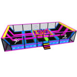 Large Area Kids Jumping Trampolines for Sale
