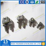 Stainless Steel DIN Wire Rope Clamp