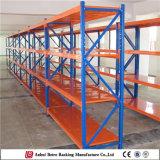 Longspan Galvanized Steel Decking Storage Warehouse Garage Shelves