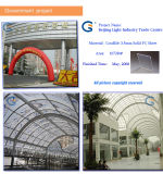 China Good Supplier 100% Virgin Raw Material Solid Polycarbonate Sheet