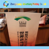 Outdoor Advertising Street Light Pole Flag Poster