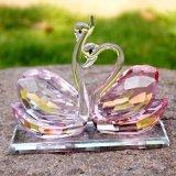 Pink Color Cygnus Crystal Diamond