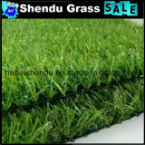 Cheap Grass Artificial 20mm with Density 14700tuft/M2
